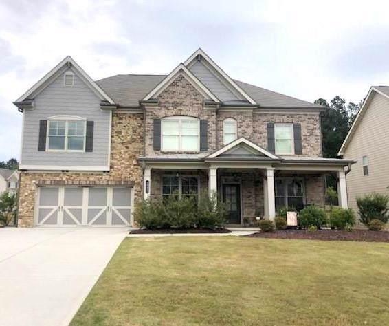 4887 Hunters Grove Way, Sugar Hill, GA 30518 (MLS #6631503) :: Charlie Ballard Real Estate