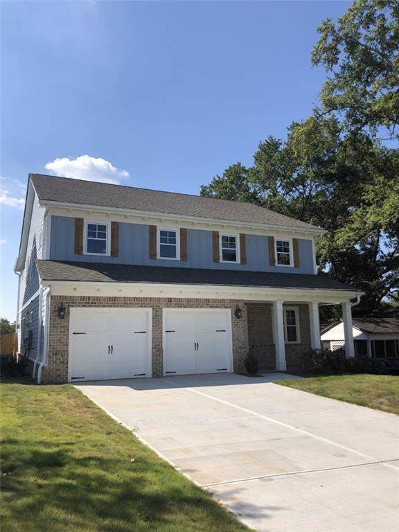 2764 Hamby Street, Smyrna, GA 30080 (MLS #6631554) :: Path & Post Real Estate