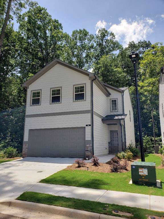 78 Laurel Drive E, Dawsonville, GA 30534 (MLS #6631680) :: North Atlanta Home Team