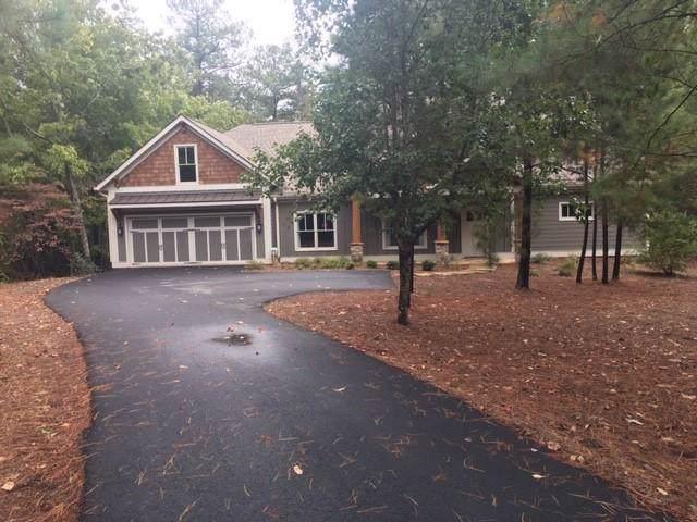 260 Sycamore Trail, Big Canoe, GA 30143 (MLS #6631742) :: Kennesaw Life Real Estate