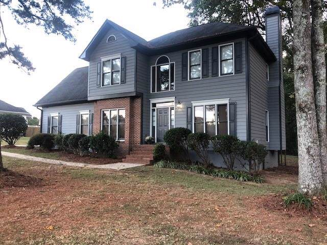 1450 Ashland Drive, Statham, GA 30666 (MLS #6631748) :: The Heyl Group at Keller Williams