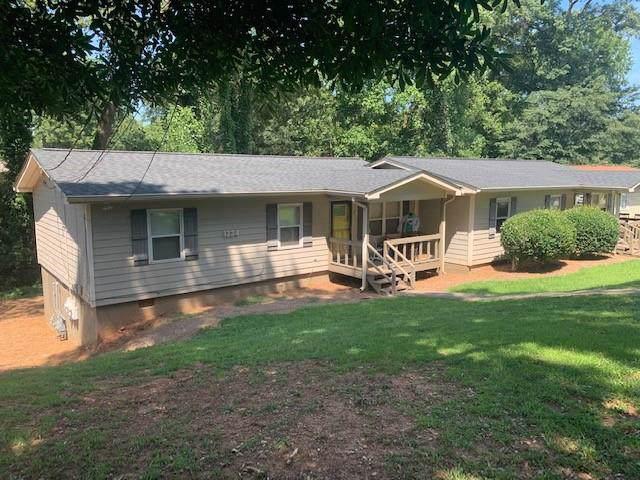 1224 Wylie Street SE, Atlanta, GA 30317 (MLS #6631760) :: Good Living Real Estate