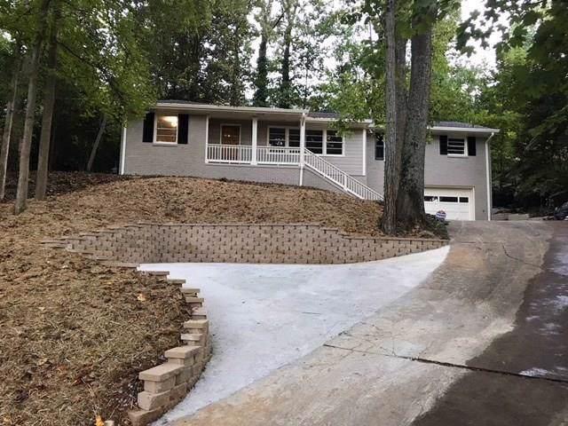 895 Starlight Drive, Atlanta, GA 30342 (MLS #6631846) :: RE/MAX Paramount Properties