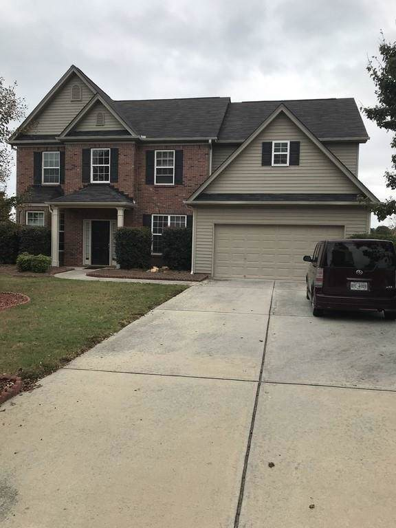 2176 Grant Avenue, Mcdonough, GA 30252 (MLS #6631867) :: RE/MAX Paramount Properties
