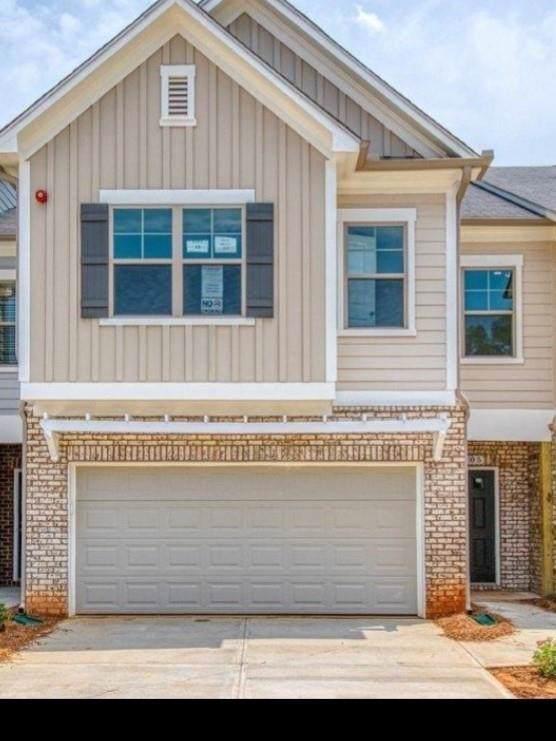 3110 W Jackson Way, Austell, GA 30106 (MLS #6631875) :: North Atlanta Home Team