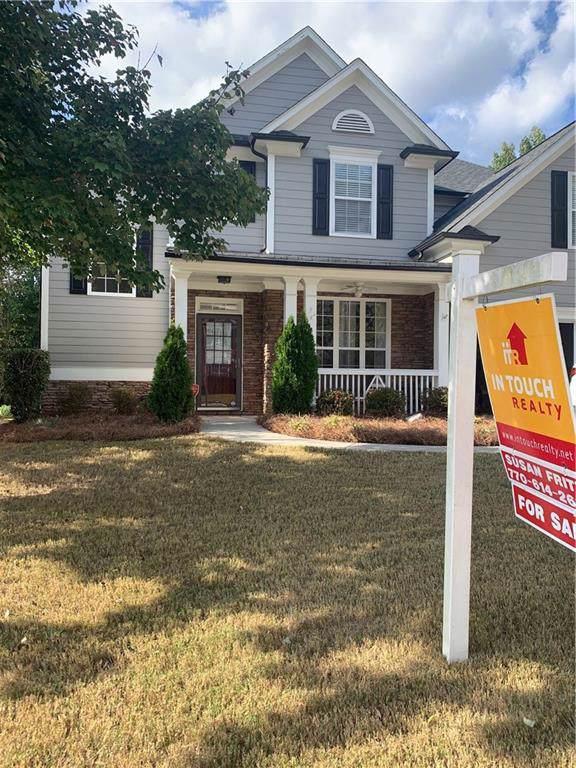 2662 Back Creek Chase, Dacula, GA 30019 (MLS #6631961) :: Vicki Dyer Real Estate