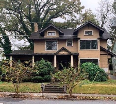 1438 S Gordon Street SW, Atlanta, GA 30310 (MLS #6632256) :: Rock River Realty