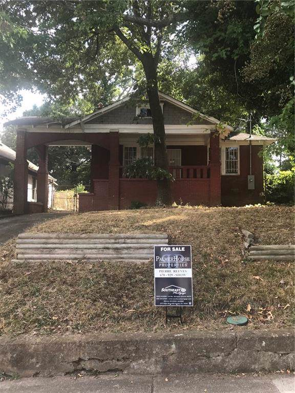 938 Dill Avenue, Atlanta, GA 30310 (MLS #6632454) :: The Heyl Group at Keller Williams