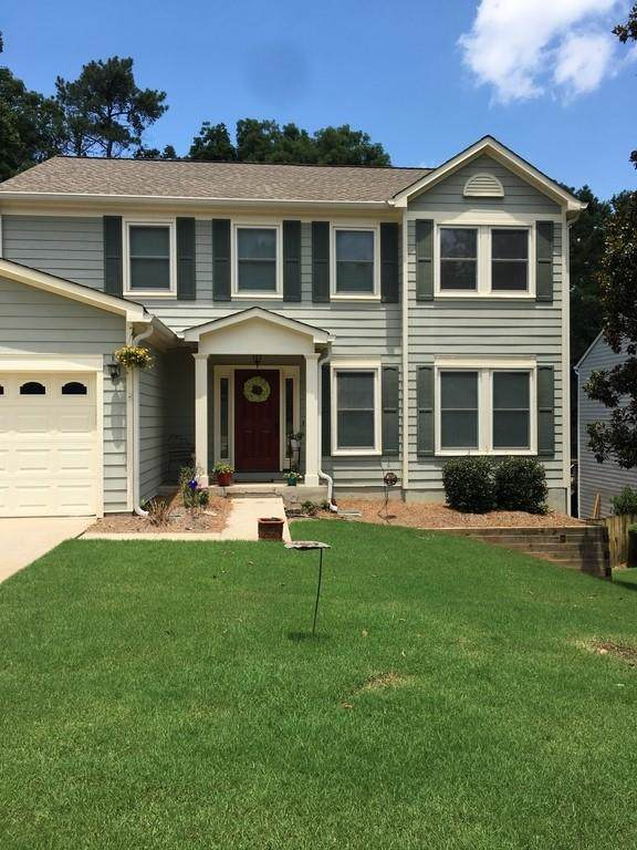 3350 Summer View Drive, Johns Creek, GA 30022 (MLS #6632470) :: Kennesaw Life Real Estate