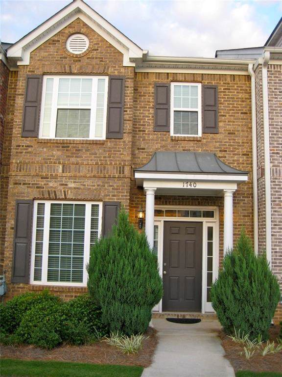 1740 Heights Circle NW, Kennesaw, GA 30152 (MLS #6633195) :: Kennesaw Life Real Estate
