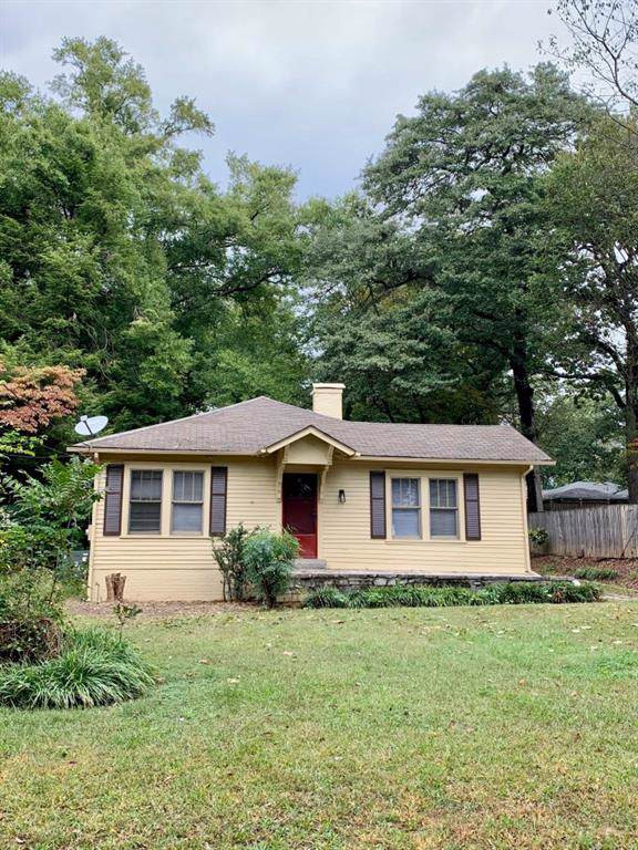 307 E Dixie Avenue, Marietta, GA 30060 (MLS #6633396) :: North Atlanta Home Team