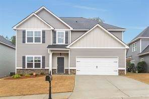 1145 Red Bud Circle, Villa Rica, GA 30180 (MLS #6633485) :: Charlie Ballard Real Estate