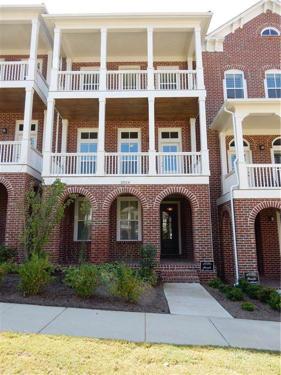 2024 Attell Way, Decatur, GA 30033 (MLS #6633626) :: Community & Council