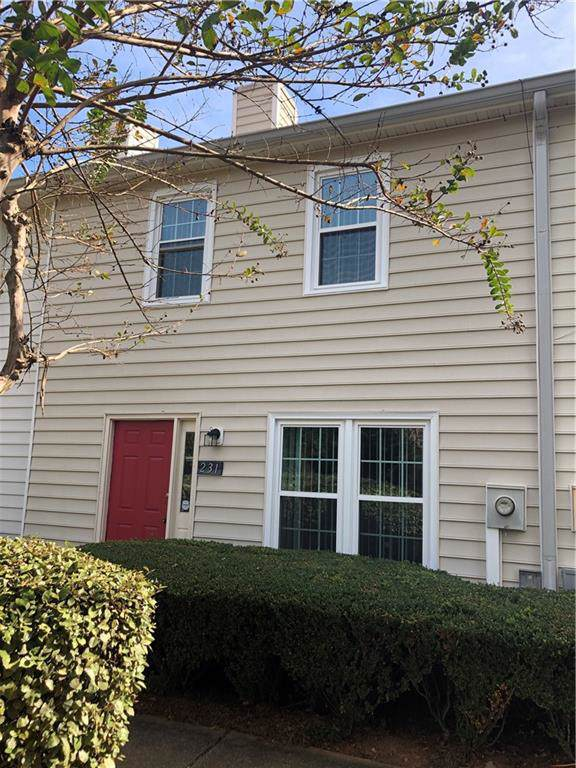 231 Chads Ford Way, Roswell, GA 30076 (MLS #6633770) :: Path & Post Real Estate