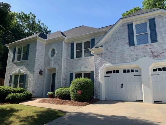 1575 Duxbury Place NW, Kennesaw, GA 30152 (MLS #6633820) :: North Atlanta Home Team