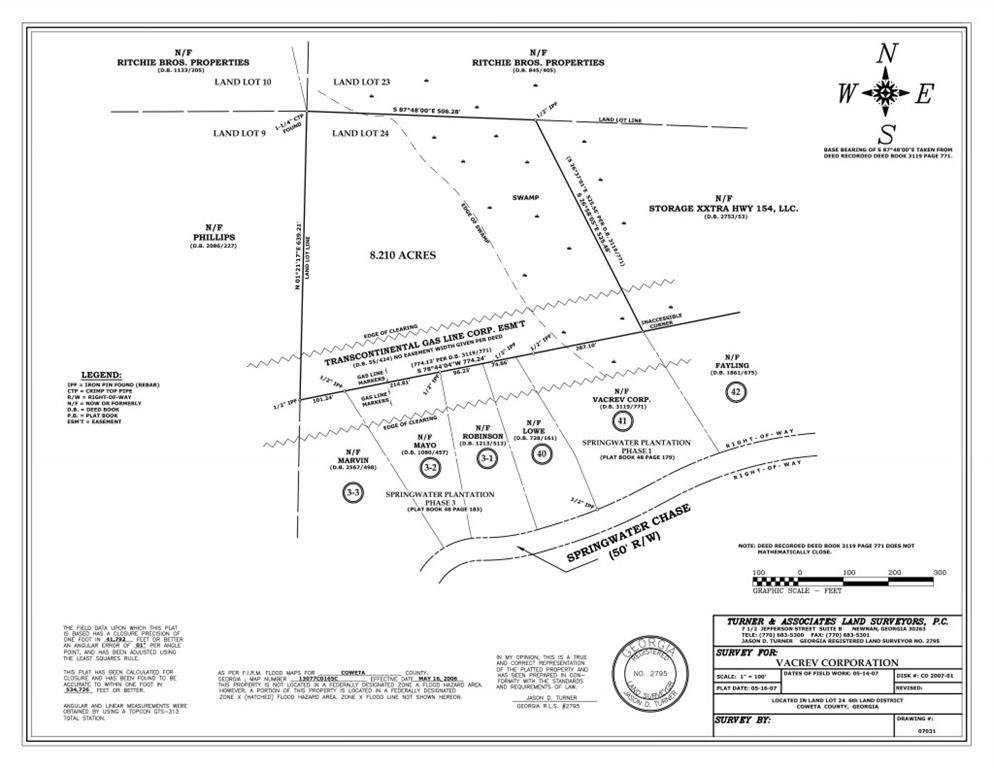 4046 Sharpsburg Mccullum Road - Photo 1