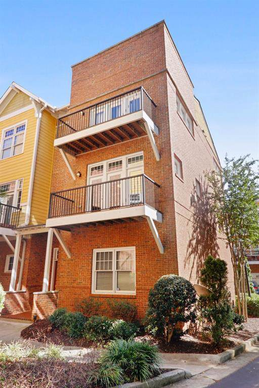 1258 Dekalb Avenue NE #119, Atlanta, GA 30307 (MLS #6633926) :: The Heyl Group at Keller Williams