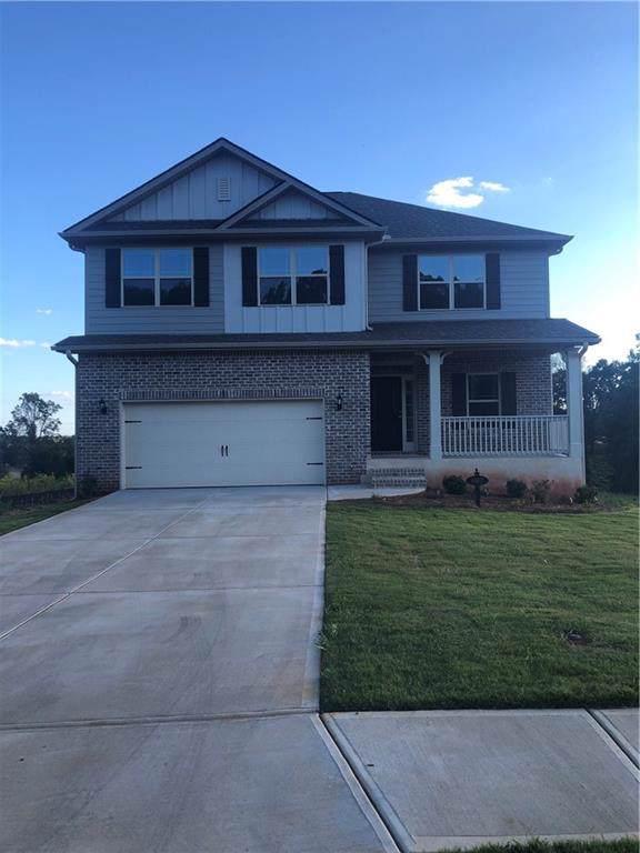 6087 Creekside View Lane, Clermont, GA 30527 (MLS #6634050) :: North Atlanta Home Team
