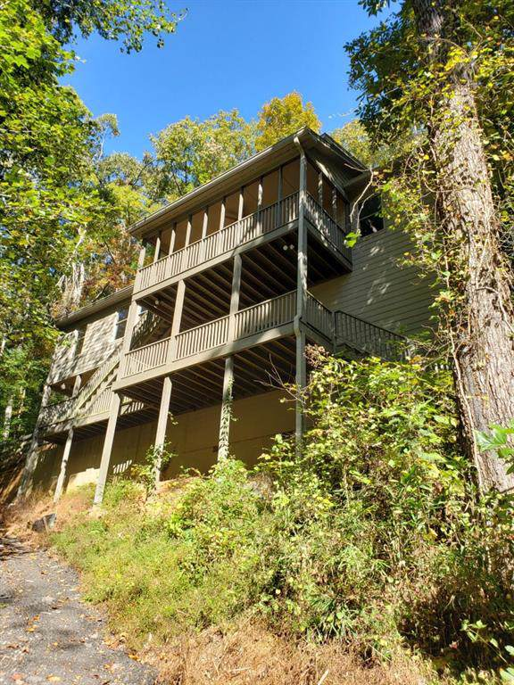 191 Hide Away Road, Dahlonega, GA 30533 (MLS #6634101) :: The Heyl Group at Keller Williams