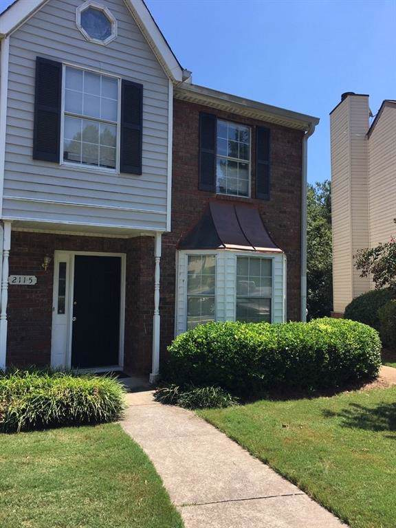 2115 Fairways Court NW #2115, Kennesaw, GA 30144 (MLS #6634199) :: North Atlanta Home Team