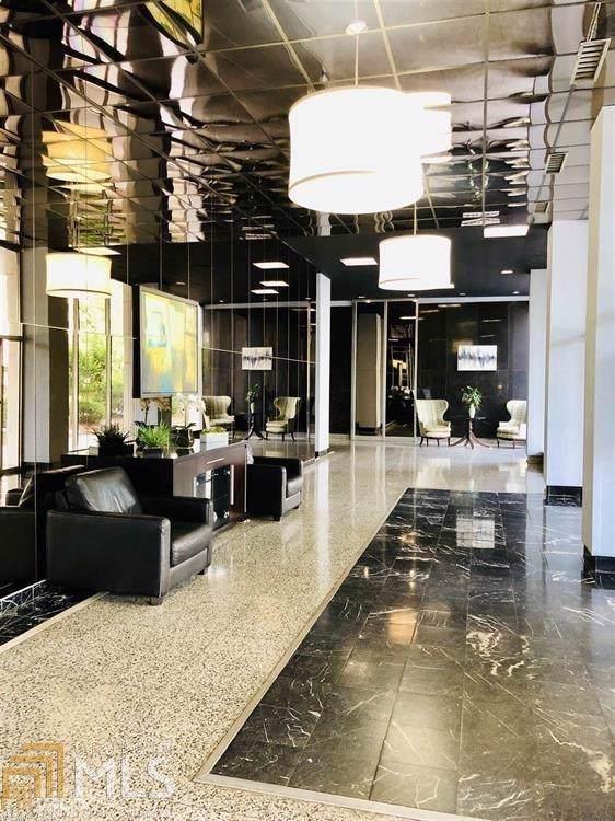 215 Piedmont Avenue NE #704, Atlanta, GA 30308 (MLS #6634587) :: Path & Post Real Estate