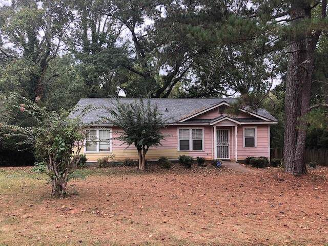 1668 Delano Drive, Decatur, GA 30032 (MLS #6634835) :: The Heyl Group at Keller Williams