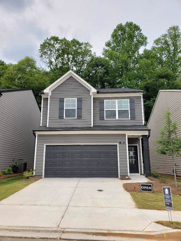 84 Laurel Drive E, Dawsonville, GA 30534 (MLS #6634993) :: North Atlanta Home Team