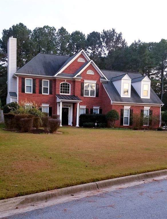 1701 Heatherstone Hollow SE, Conyers, GA 30013 (MLS #6635112) :: North Atlanta Home Team