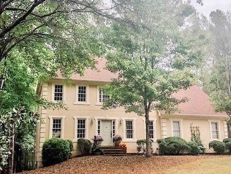 910 Cobblestone Court, Alpharetta, GA 30009 (MLS #6635237) :: HergGroup Atlanta
