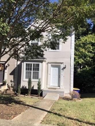 1035 Plantation Way #1035, Kennesaw, GA 30144 (MLS #6636105) :: Kennesaw Life Real Estate