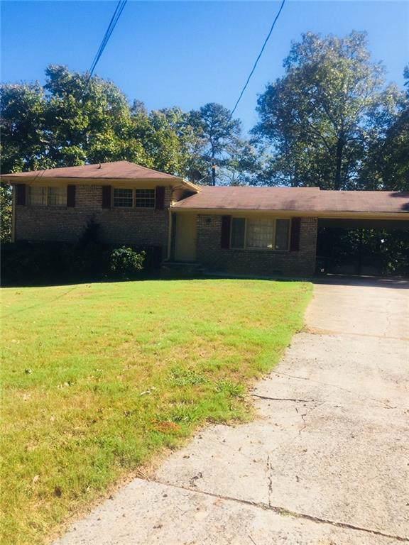3966 Rockcrest Court, Conley, GA 30288 (MLS #6636363) :: North Atlanta Home Team