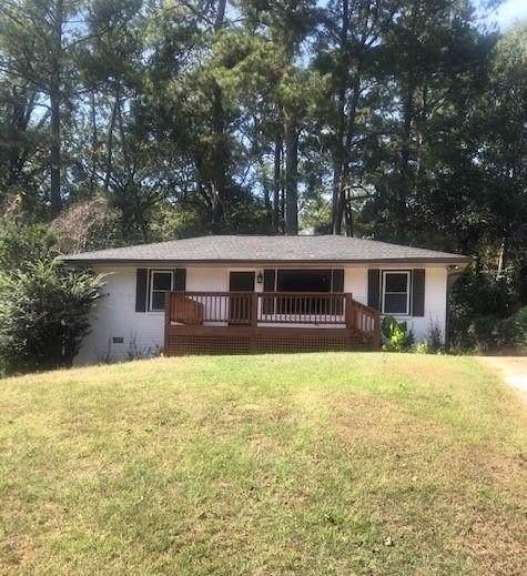 2275 Polar Rock Terrace SW, Atlanta, GA 30315 (MLS #6637615) :: North Atlanta Home Team