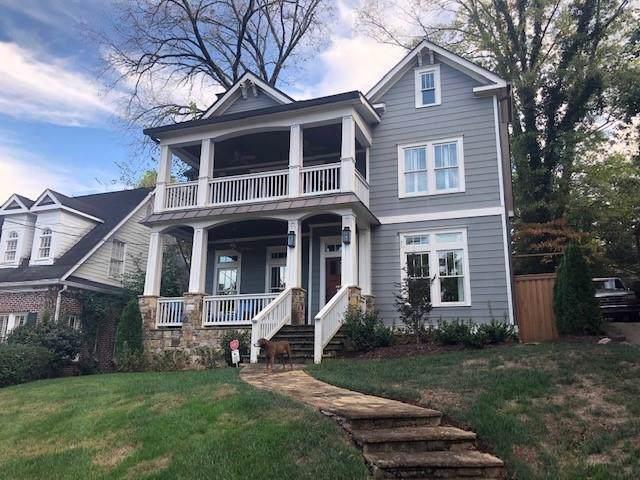 241 E Wesley Road NE, Atlanta, GA 30305 (MLS #6638059) :: Charlie Ballard Real Estate