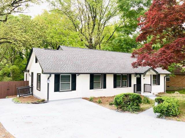 2171 Second Avenue, Decatur, GA 30032 (MLS #6638555) :: The Zac Team @ RE/MAX Metro Atlanta