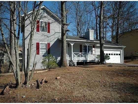 3661 Silver Leaf Lane SW, Marietta, GA 30008 (MLS #6638569) :: Charlie Ballard Real Estate