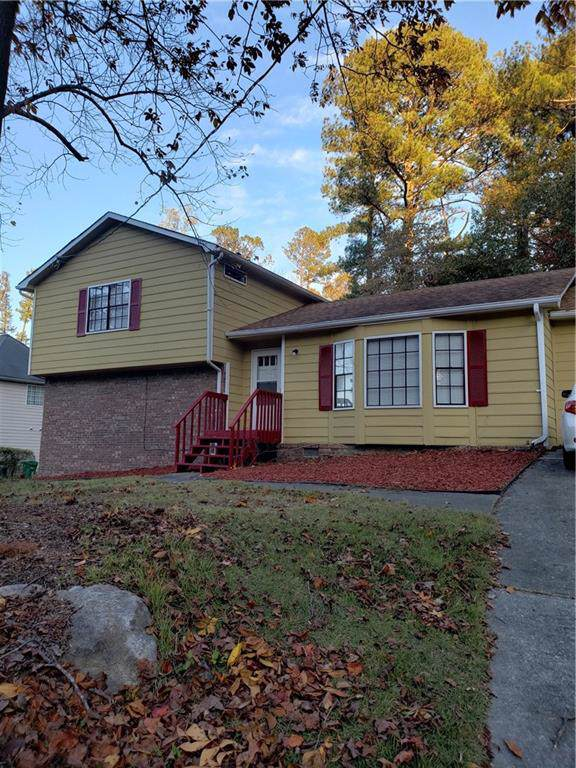 499 Pineburr Lane, Stone Mountain, GA 30087 (MLS #6638766) :: The Zac Team @ RE/MAX Metro Atlanta