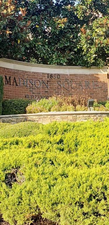 1850 Cotillion Drive #3115, Dunwoody, GA 30338 (MLS #6639056) :: Kennesaw Life Real Estate