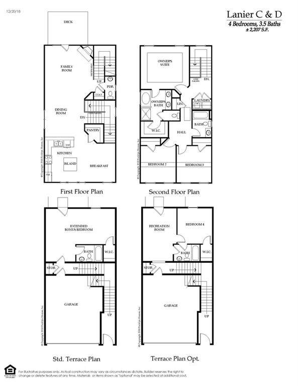 4314 Morning View Lane #59, Tucker, GA 30058 (MLS #6639071) :: Path & Post Real Estate