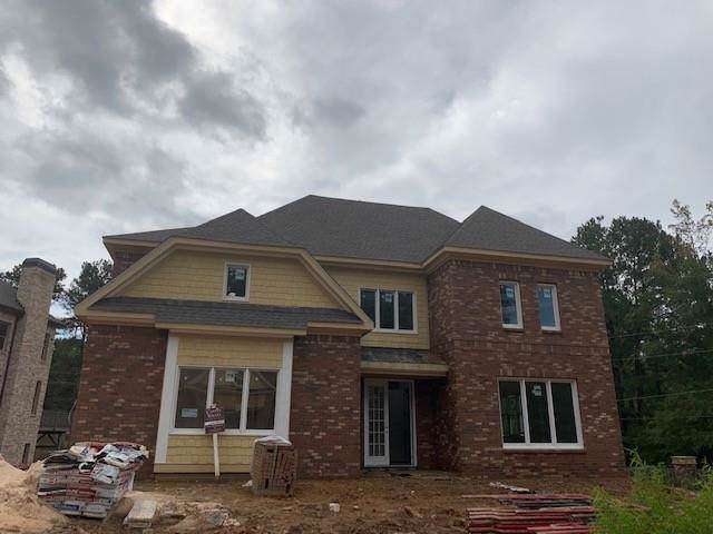 1808 Blue Granite Court, Marietta, GA 30066 (MLS #6639380) :: Charlie Ballard Real Estate