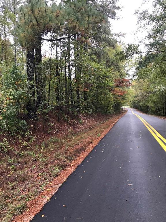 00 Baugh Mountain Road, Sugar Valley, GA 30746 (MLS #6639483) :: North Atlanta Home Team