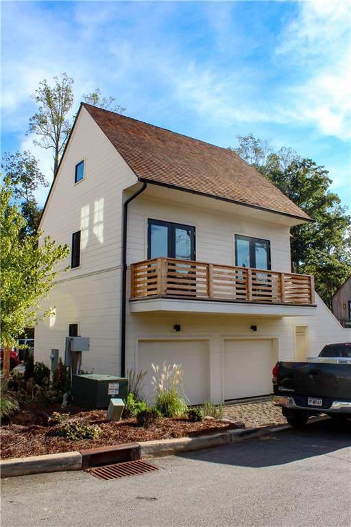 11270 Serenbe Lane, Chattahoochee Hills, GA 30268 (MLS #6640142) :: The Butler/Swayne Team