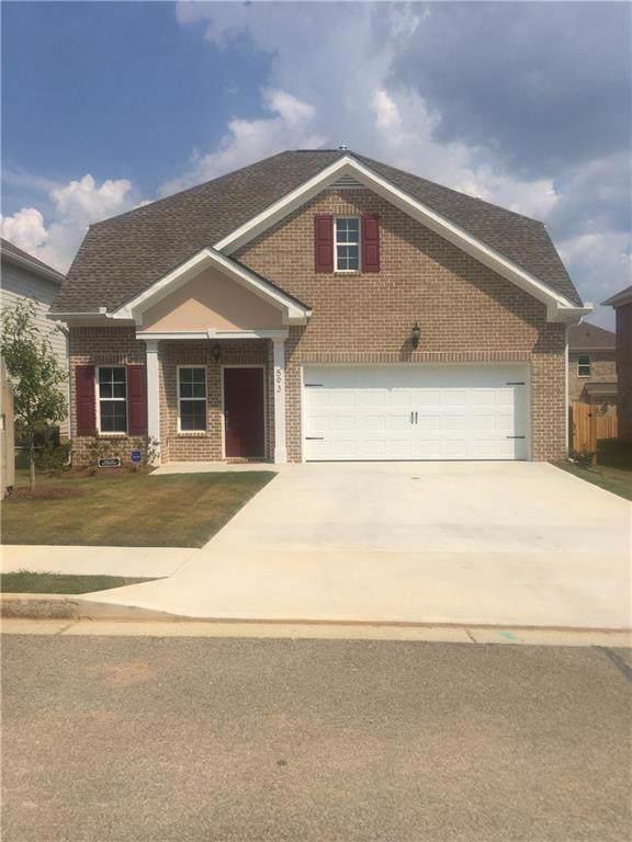 672 Sprayberry Drive Lot #8, Stockbridge, GA 30281 (MLS #6640239) :: North Atlanta Home Team