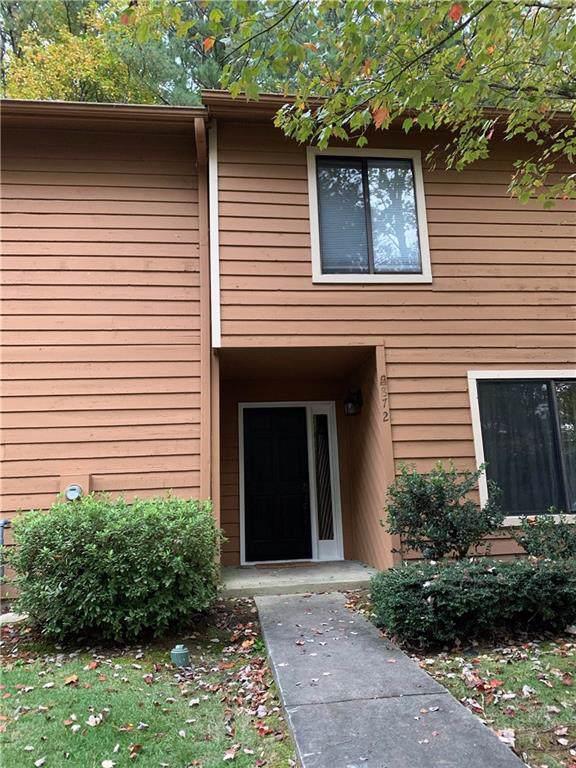872 Lake Hollow Boulevard SW, Marietta, GA 30064 (MLS #6640537) :: Kennesaw Life Real Estate