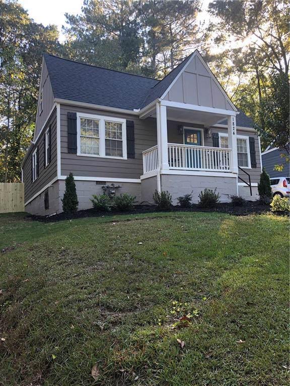 1824 North Avenue NW, Atlanta, GA 30318 (MLS #6640929) :: North Atlanta Home Team
