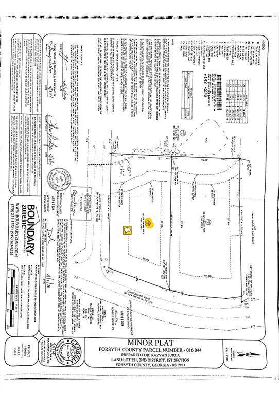 6025 Campground Road, Cumming, GA 30040 (MLS #6641174) :: North Atlanta Home Team