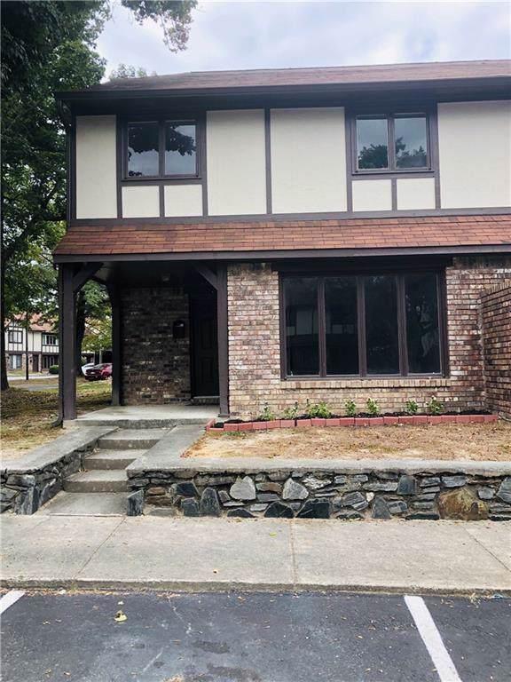 1196 Ashborough Drive SE A, Marietta, GA 30067 (MLS #6641436) :: Kennesaw Life Real Estate