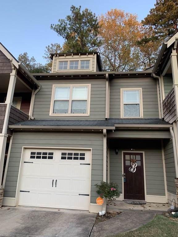 407 North Lake Drive F4, Carrollton, GA 30116 (MLS #6642301) :: North Atlanta Home Team