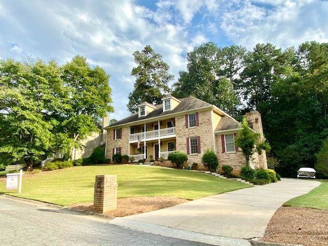 3886 Morris Court, Peachtree Corners, GA 30092 (MLS #6642334) :: North Atlanta Home Team