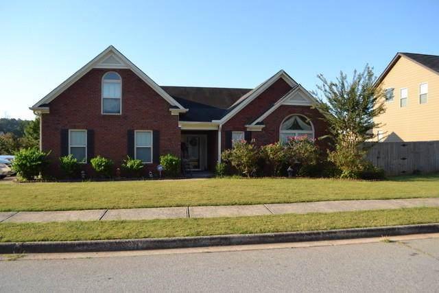 1001 Mcduffie Circle, Douglasville, GA 30134 (MLS #6642335) :: Kennesaw Life Real Estate