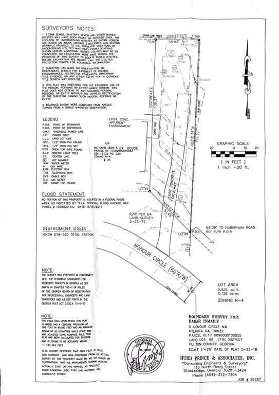 21 Honour Circle NW, Atlanta, GA 30342 (MLS #6642594) :: Charlie Ballard Real Estate